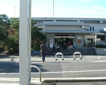 1足立美術館入口.JPG